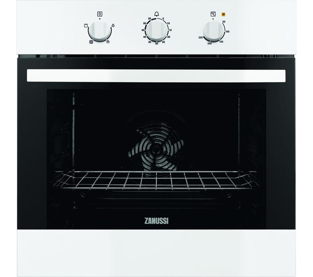 ZANUSSI  ZOB31301WK Electric Oven  White White