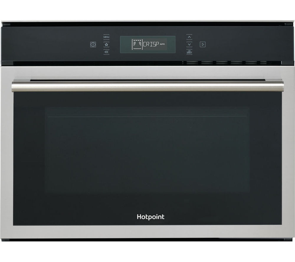 HOTPOINT  MP 676 IX H Builtin Combination Microwave  Stainless Steel Stainless Steel