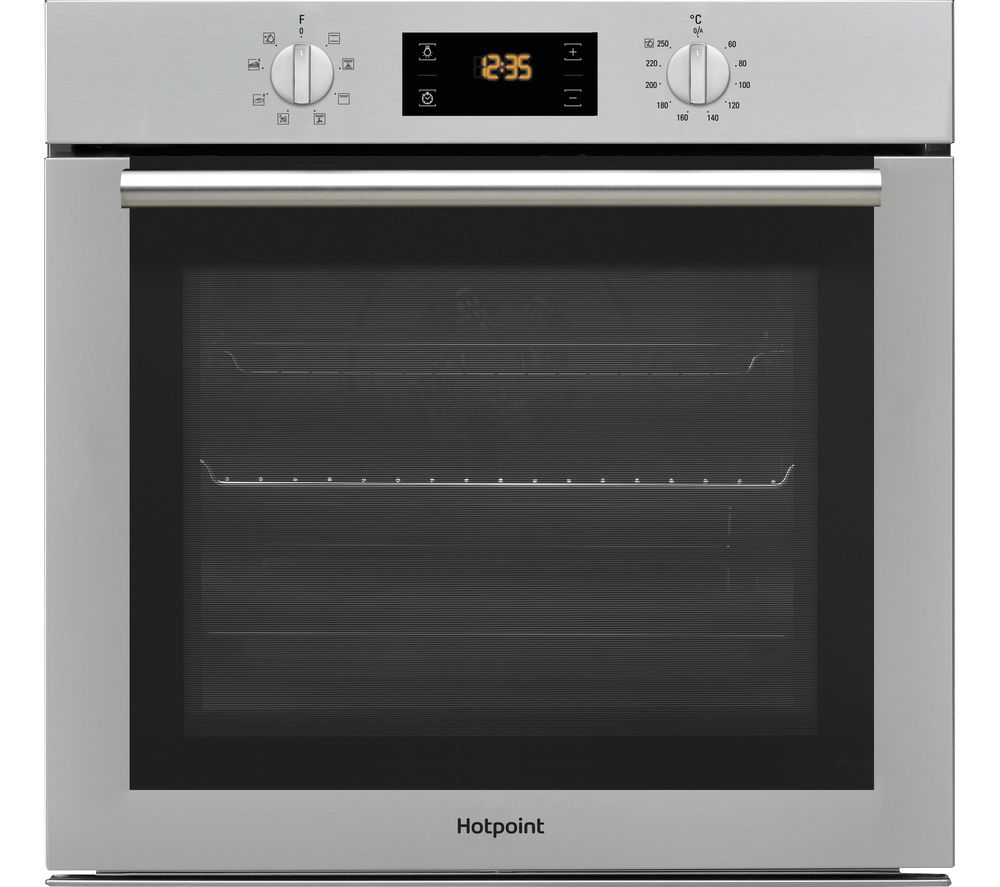 HOTPOINT  SA4 544 H IX Electric Oven  Stainless Steel Stainless Steel