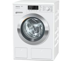MIELE WKH122 WPS Washing Machine - White