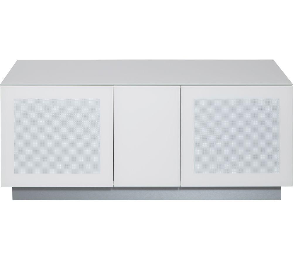 ALPHASON  Element Modular 1250XL TV Stand  White White