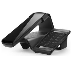 I-DECT Lloyd Plus Cordless Phone with Answering Machine - Twin Handsets
