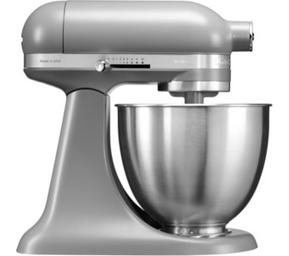Uncategorized Currys Small Kitchen Appliances buy kitchenaid artisan mini 5ksm3311xbfg stand mixer matte grey grey