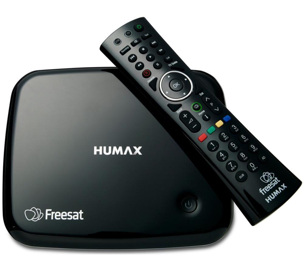 HUMAX HB-1100S Freesat+ HD Smart Set Top Box