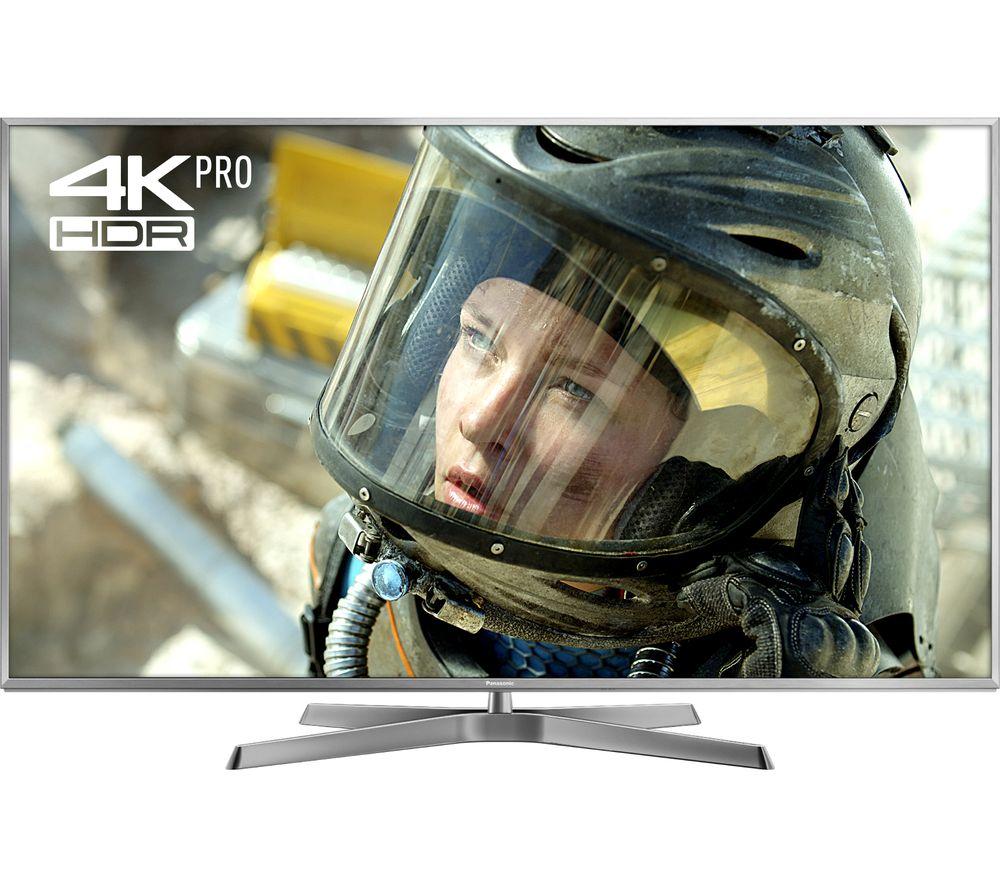 "PANASONIC TX-65EX750B 65"" Smart 3D 4K Ultra HD HDR LED TV"