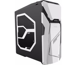 ASUS Republic of Gamers Strix GD30 Gaming PC - Black & White