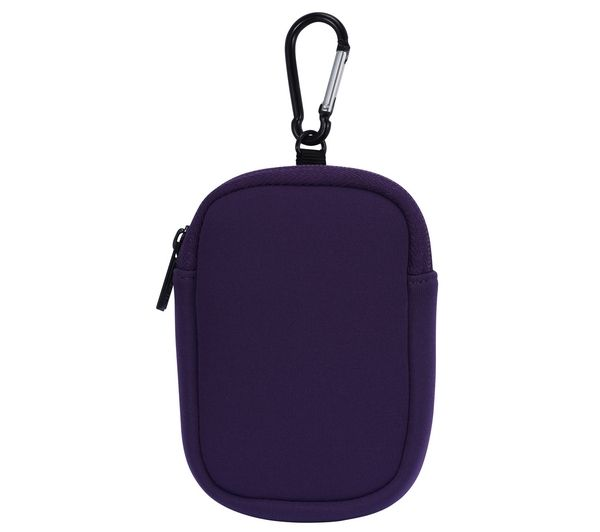 LOGIK Camera Case - Purple