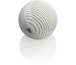 GOJI GBTW14 Portable Wireless Speaker - White