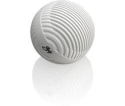 GOJI GBTW14 Portable Wireless Speaker - White