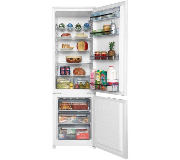 Buy kenwood kiff7014 integrated 70 30 fridge freezer - Integrated freezer ...