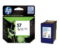 HP 57 Tri-colour Ink Cartridge