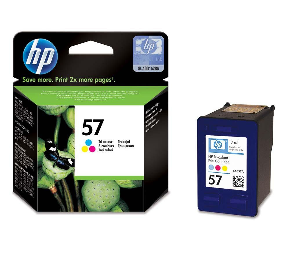 HP 57 Tri-colour Ink Cartridge Deals | PC World: www.pcworld.co.uk/gbuk/computing-accessories/printers-scanners-and...