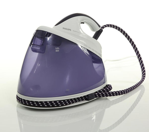 buy philips perfect care aqua gc8616 30 steam generator iron lilac white free delivery. Black Bedroom Furniture Sets. Home Design Ideas