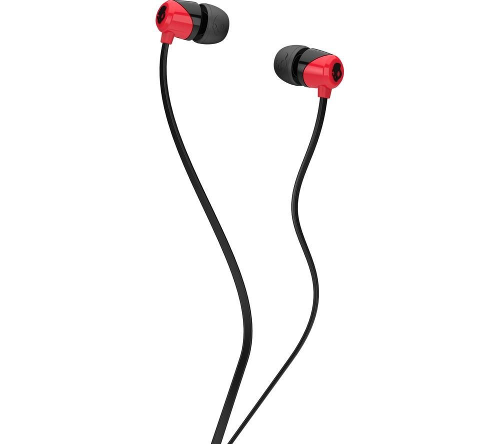 Skullcandy Skullcandy Jib Headphones  Red & Black Red