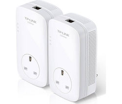 TP-LINK TL-PA8010PKIT AV1200 Powerline Adapter Kit - Twin Pack