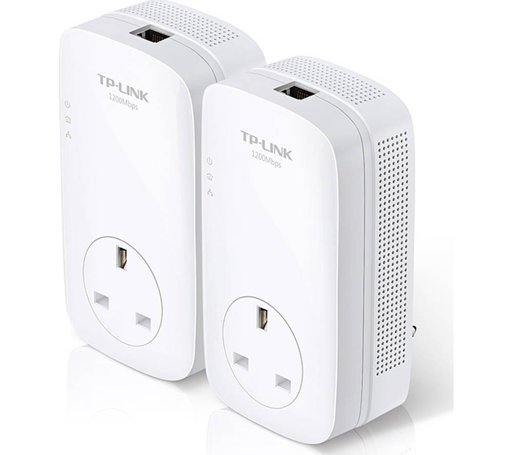 tp link av1200 powerline adapter kit twin pack deals. Black Bedroom Furniture Sets. Home Design Ideas