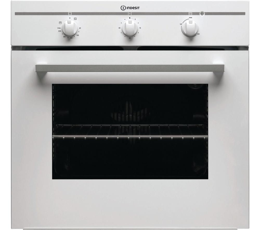 Image of Indesit FIM31KAWH Electric Oven - White, White