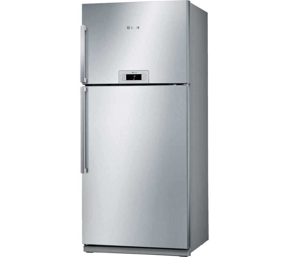 BOSCH KDN64VL20N Fridge Freezer - Silver