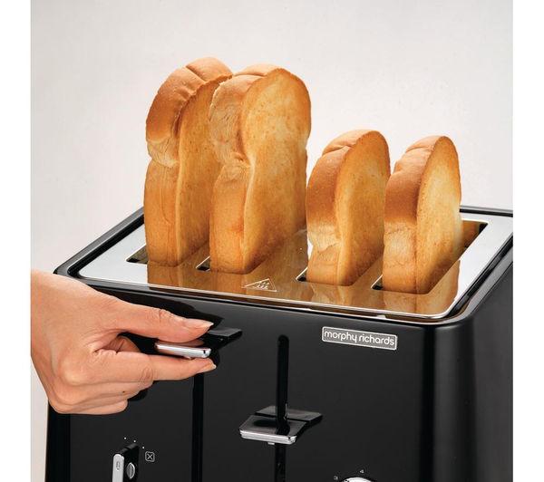 Slicwe Morphy Richards Toaster 4: Buy MORPHY RICHARDS Aspect 240002 4-Slice Toaster