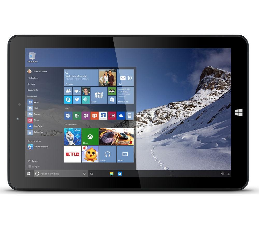 """LINX 1010B 10.1"""" Tablet – 32 GB, Black"""