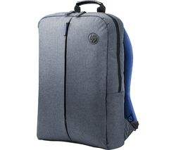 "HP K0B39AA 15.6"" Laptop Backpack - Grey"