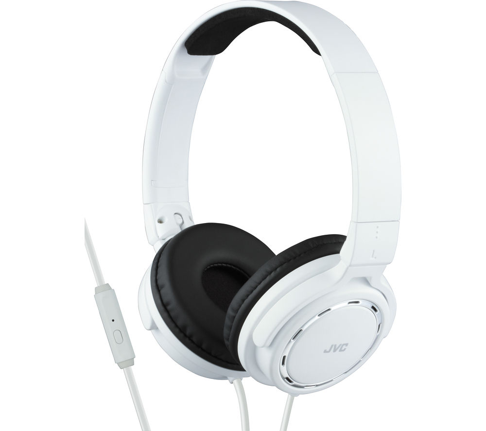 JVC HA-SR525-W-E Headphones - White
