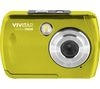 VIVITAR VS048 Compact Camera - Yellow