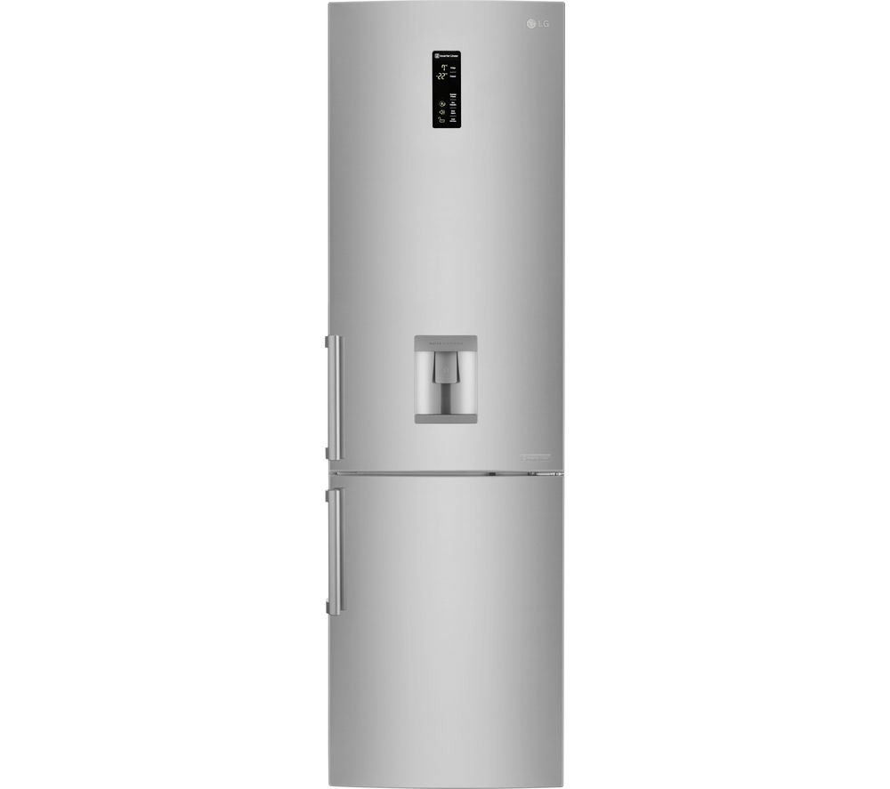 LG  GBF60NSFZB Fridge Freezer  Stainless Steel Stainless Steel