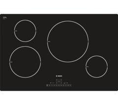 BOSCH Serie 6 Classixx PIL811F17E Induction Hob - Black
