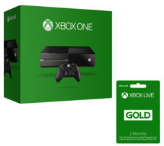 MICROSOFT Xbox One - 500 GB, Matte Black