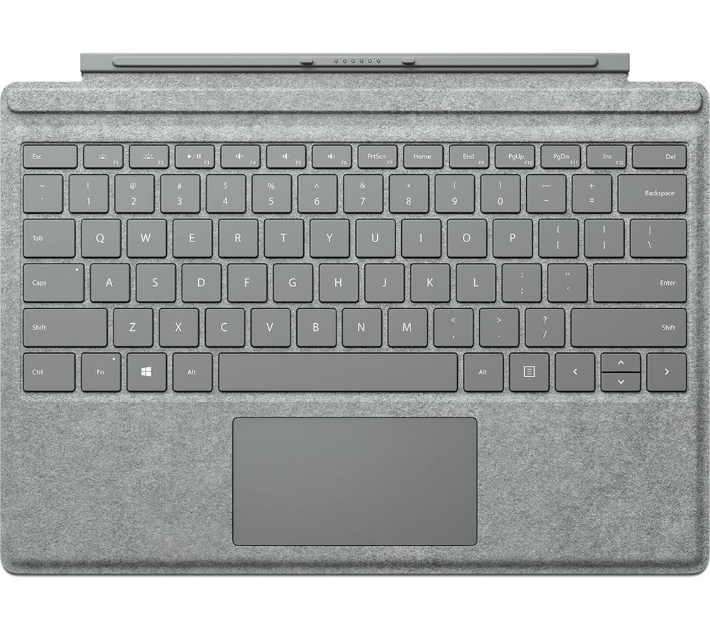 MICROSOFT Surface Pro 4 Signature Typecover - Alcantara