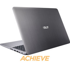 "ASUS K501UQ 15.6"" Laptop - Grey"