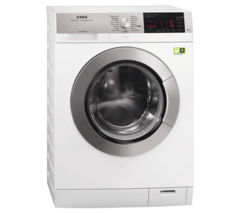 AEG L99699FL Freestanding Washing Machine - White