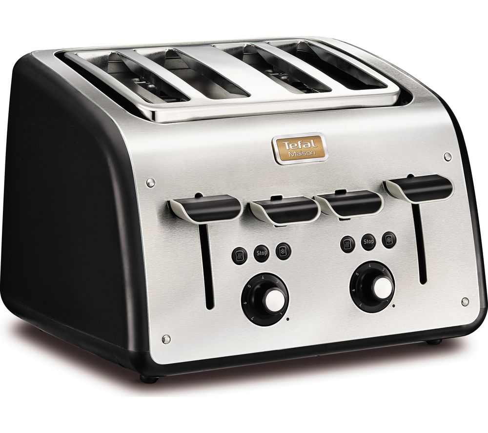 TEFAL Maison TT7708UK 4-Slice Toaster Review