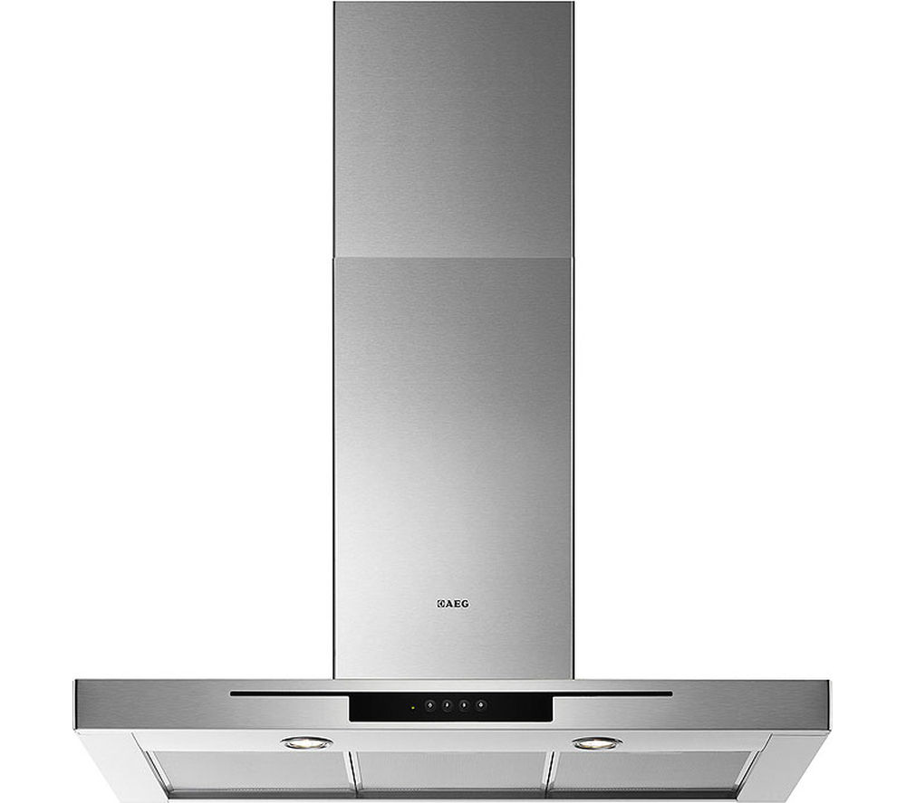 AEG  X59143MD0 Chimney Cooker Hood  Stainless Steel Stainless Steel