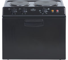 BELLING Baby 321R Electric Tabletop Cooker - Black