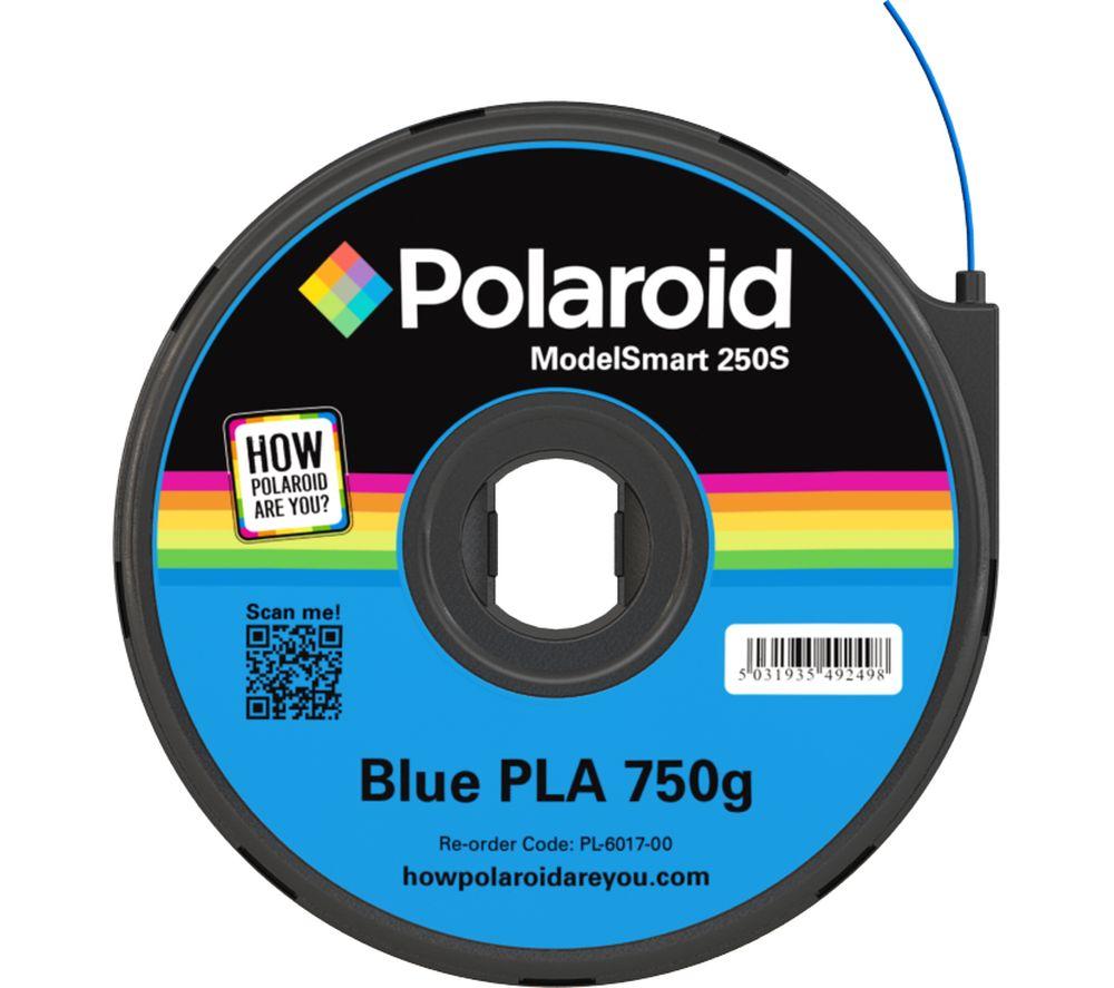 POLAROID PL-6017-00 Filament 3D Printer Cartridge - 750 g, Blue