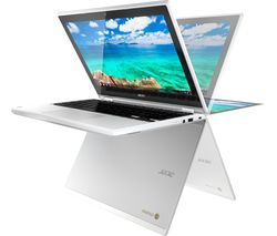 ACER Chromebook R 11 CB5-132T 2-in-1 Touchscreen - White