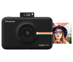 POLAROID Snap Touch Instant Digital Camera - Black