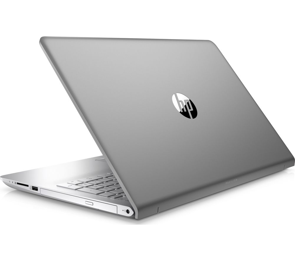 "HP Pavilion Notebook 15-cc076sa 15.6"" Laptop - Silver"