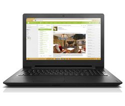 "LENOVO IdeaPad 110 15.6"" Laptop - Black"