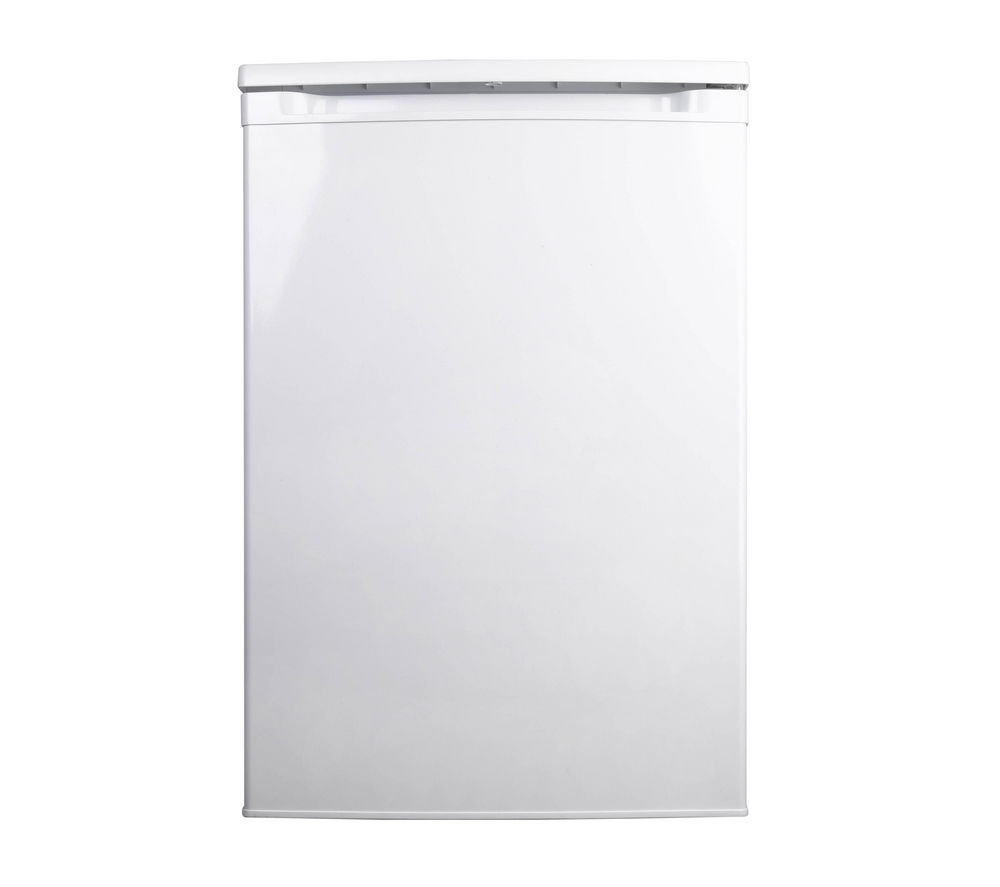 ESSENTIALS CUR55W12 Undercounter Fridge - White
