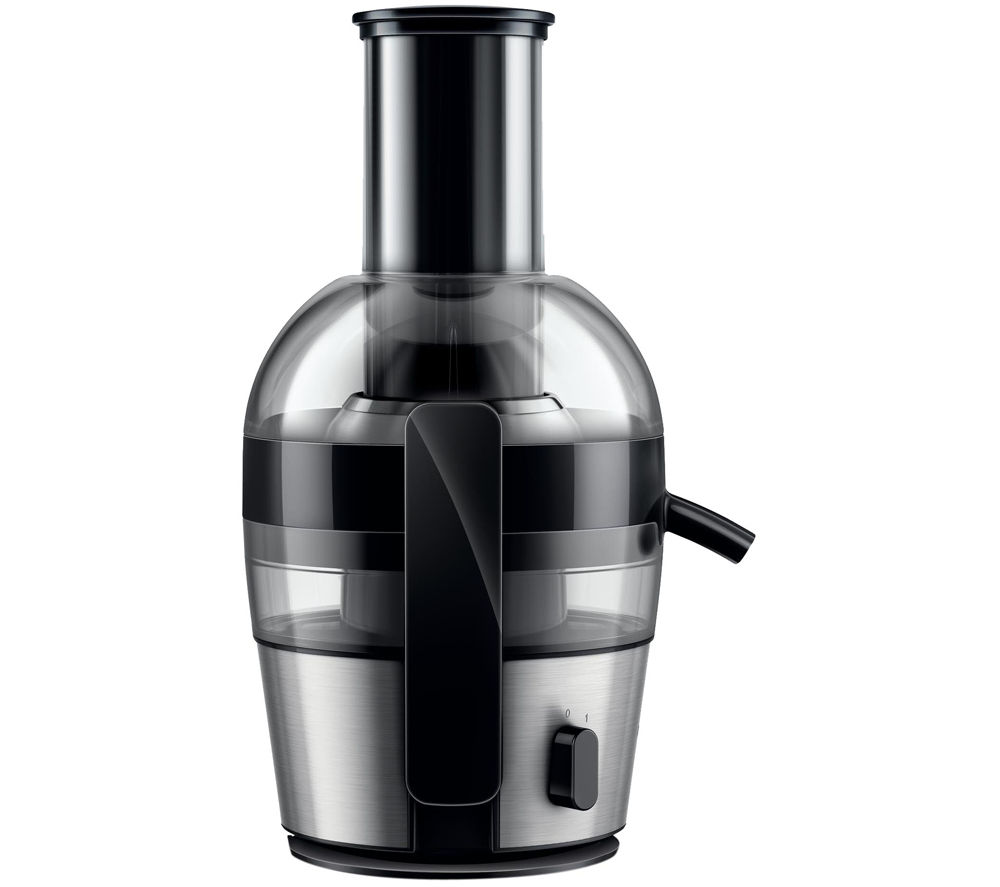 PHILIPS Viva HR1863/01 Juicer – Stainless Steel