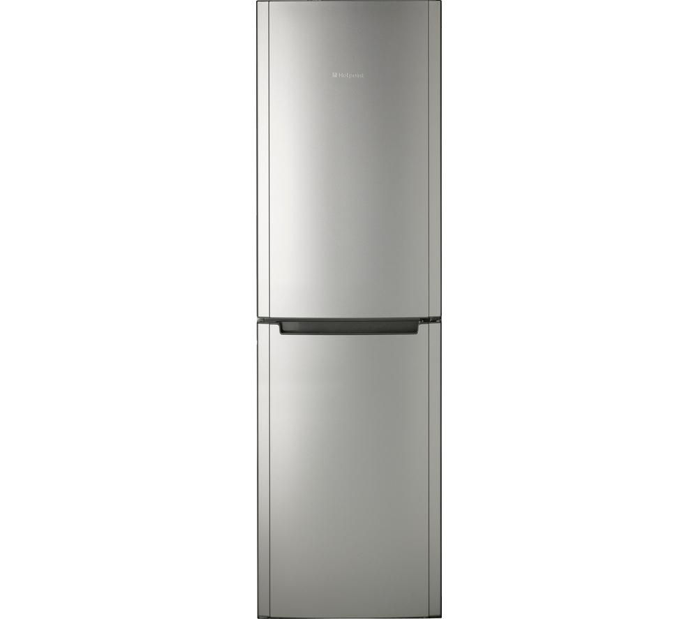 HOTPOINT FSFL58G Fridge Freezer - Graphite