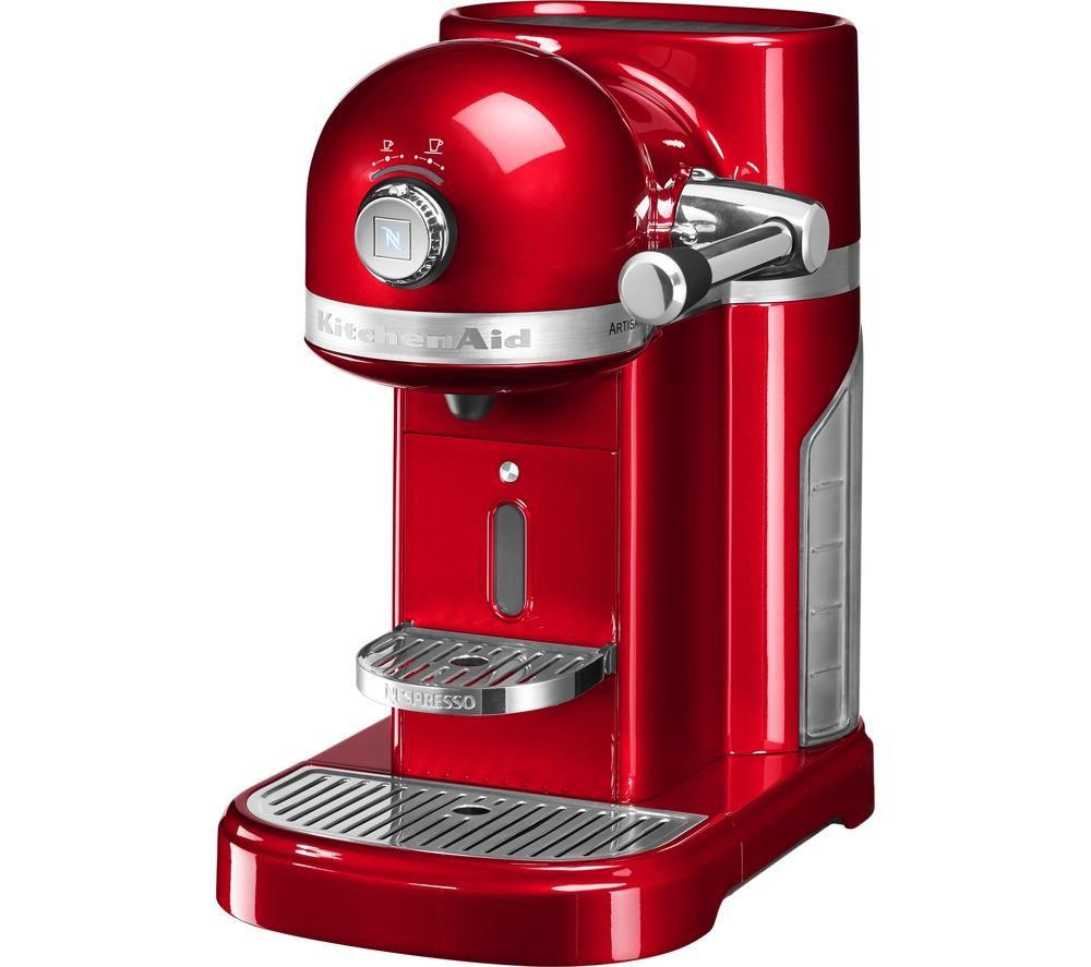 kitchen aid artisan coffee machine