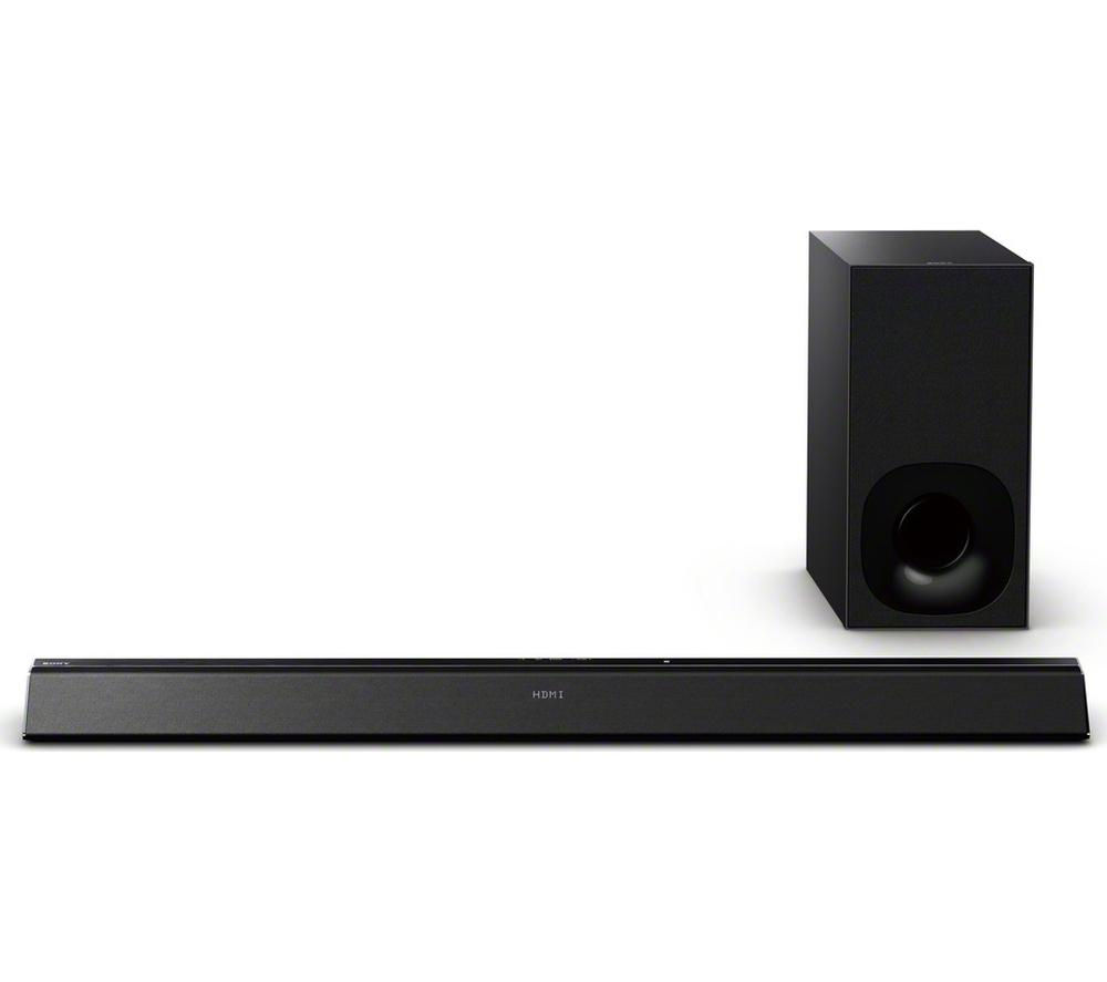 Sony HT-CT780 330W 2.1 Channel Wireless Sound Bar - Black