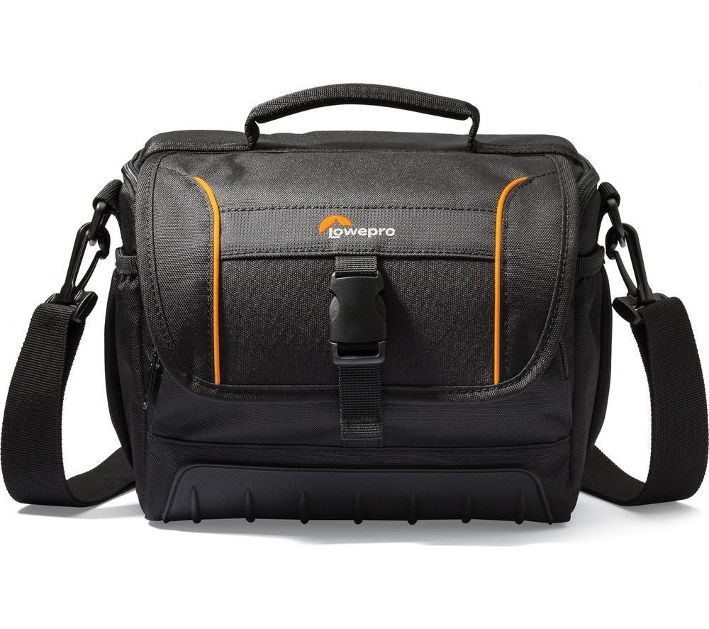 LOWEPRO Adventura SH 160 ll DSLR Camera Bag - Black