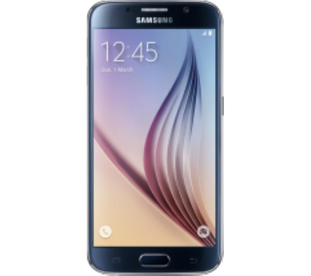 SAMSUNG Galaxy S6 - 128 GB, Saphhire Black