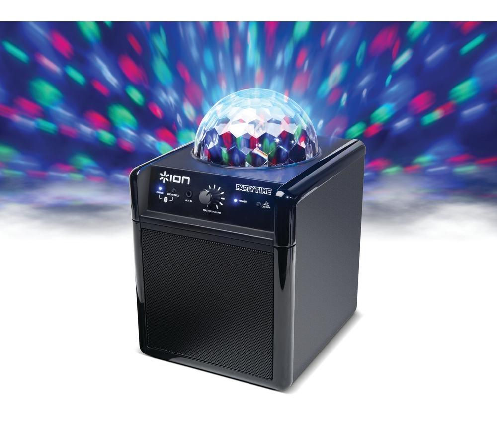 Click to view more of ION  Party Time Wireless Speaker - Black, Black