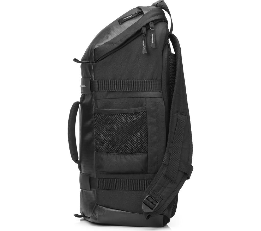 "HP Odyssey L8J88AA 15.6"" Laptop Backpack - Black"